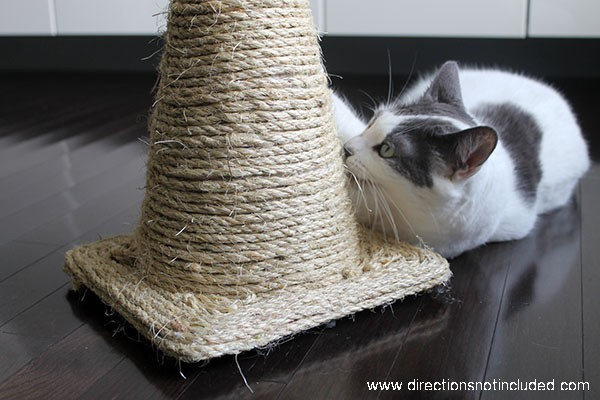 DIY_Cat_Scratching_Post_9