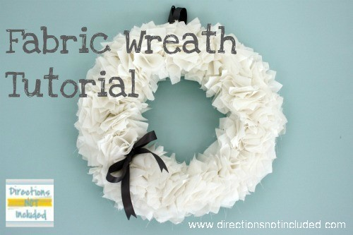 FabricWreathTutorial