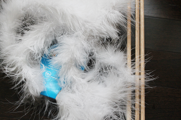 DIY Cat Toy - Directions Not Included